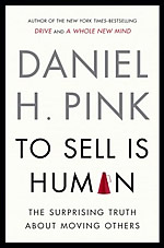 omslag to sell is human daniel pink