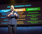 michael green social progress index